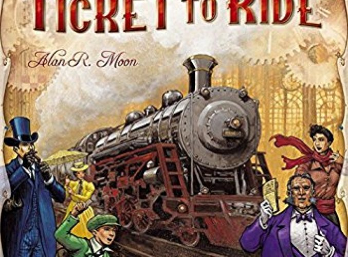 Ticket to Ride US – ביקורת