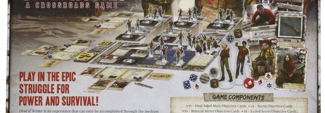 Dead of Winter – ביקורת
